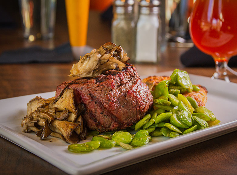 Colorado-sourced fresh meats, lamb, pork, beef, duck, and more at Tavern West.
