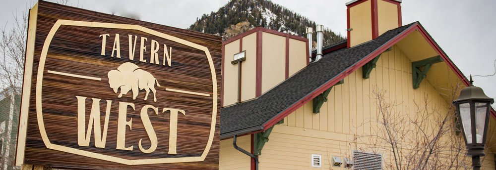 Tavern West in Frisco, Colorado, is the vision and dream of long-time Summit County restauranteurs, Bob Kato, Ryan Worthen, and John Tuso.